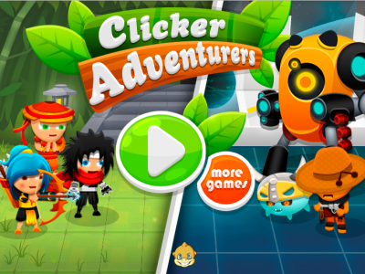 Clicker Adventure