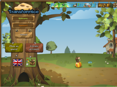 Play Transformice game online for free
